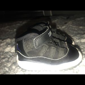 Jordan 11 Retro Gamma blue size 4c